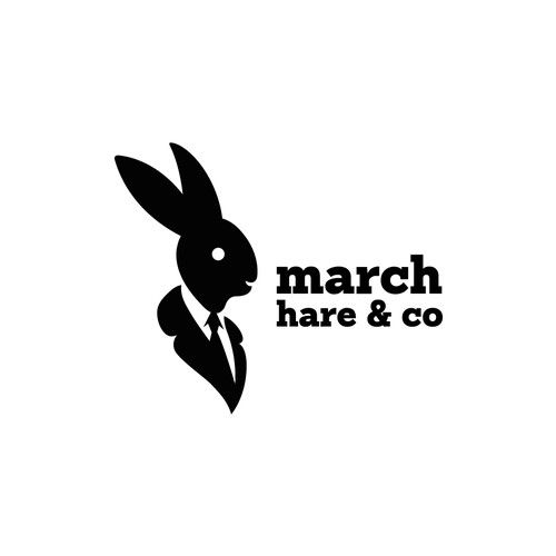 Simple icon for March Hare & Co