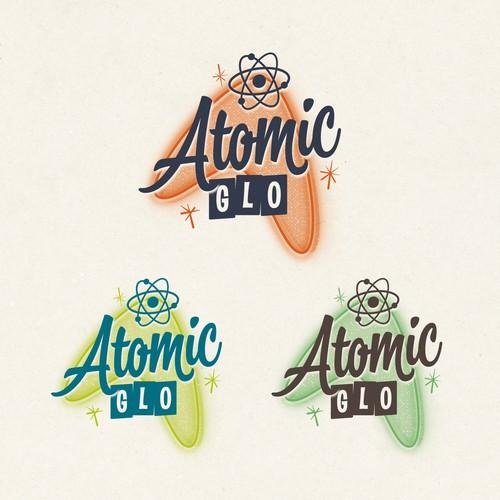 Atomic Glo Logo