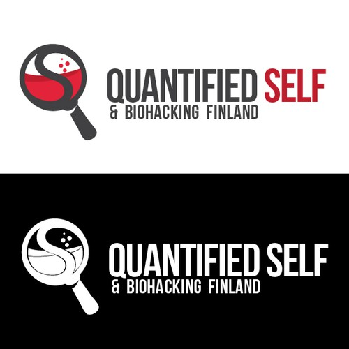 Quantified Self & Biohacking Finland needs a logo