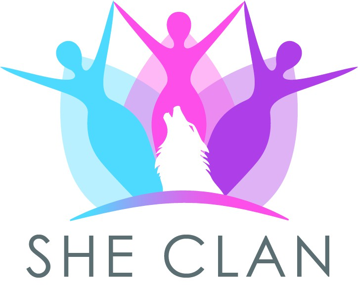 Create an awesome girl power logo for She Clan