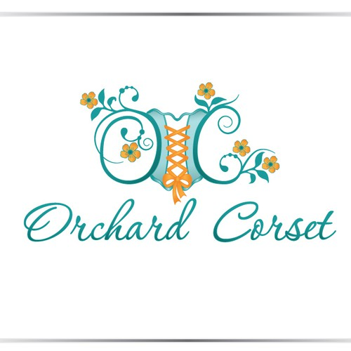 Create the next logo for Orchard Corset