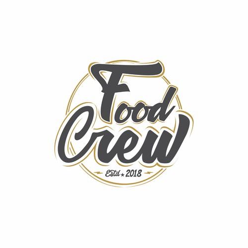 Conceito para logotipo de food truck