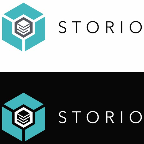 Sophisticated logo concept for IT startup
