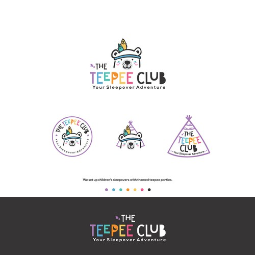 Logo for The Teepee Club