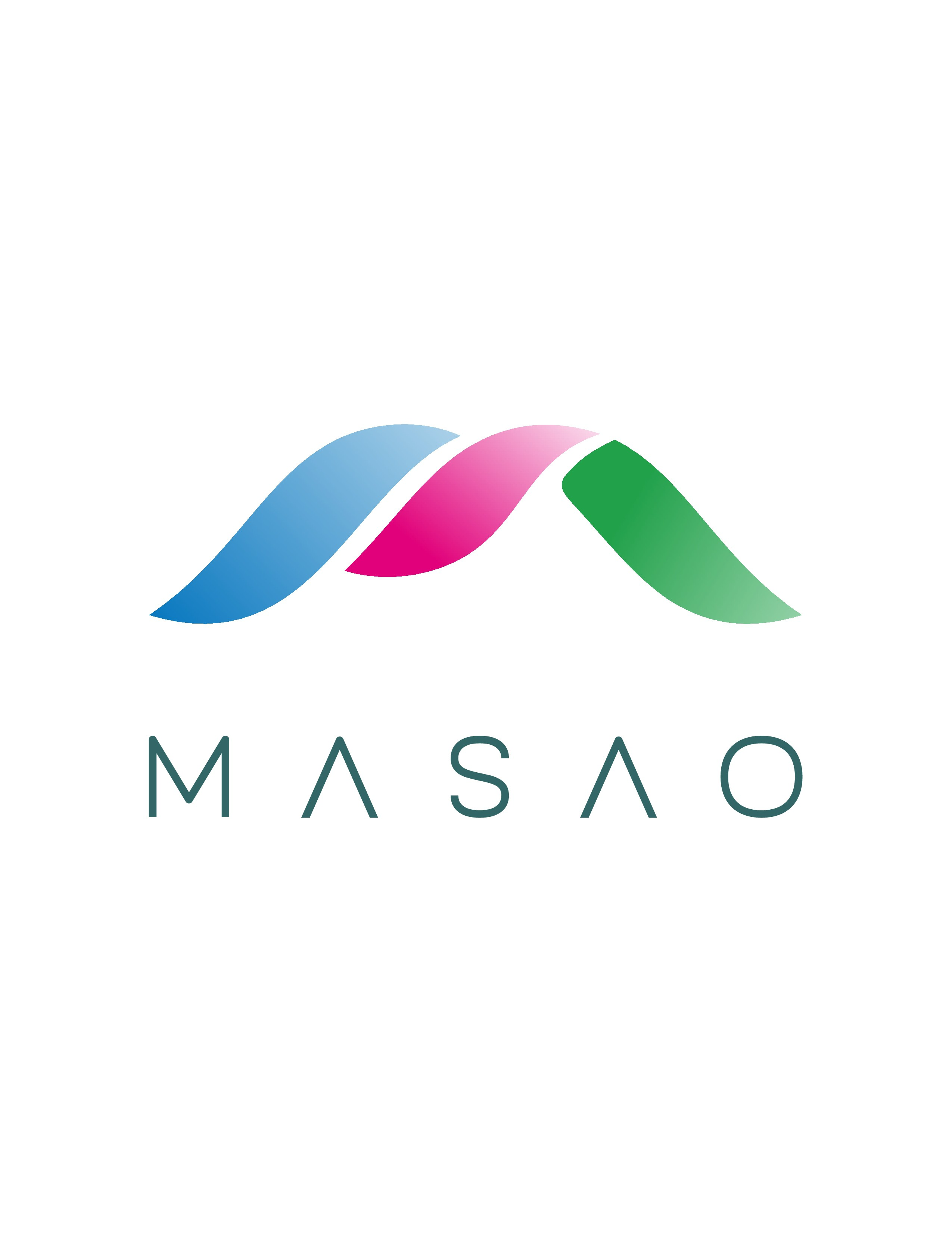 Imagine the new MASAO logo