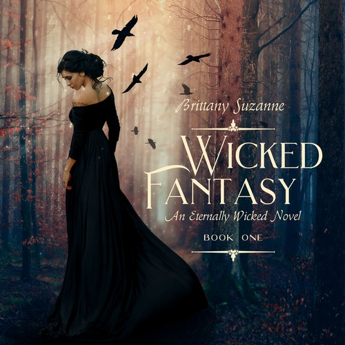 Wicked Fantasy Audiobook Cover