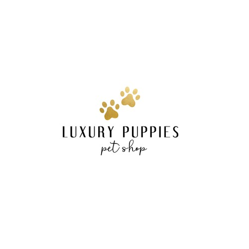 Luxury Puppies Logo