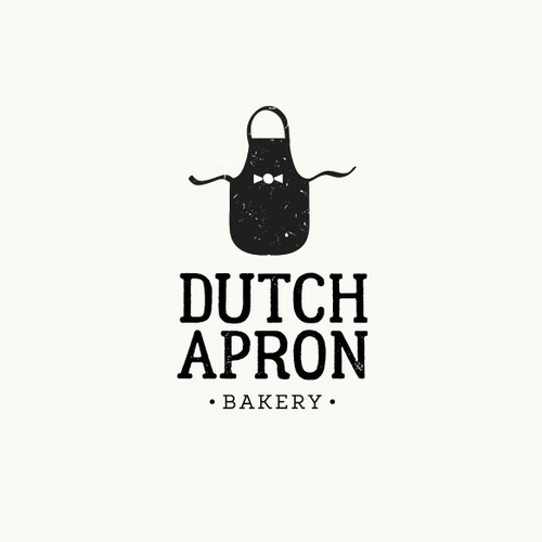 Classic logo for a bakery