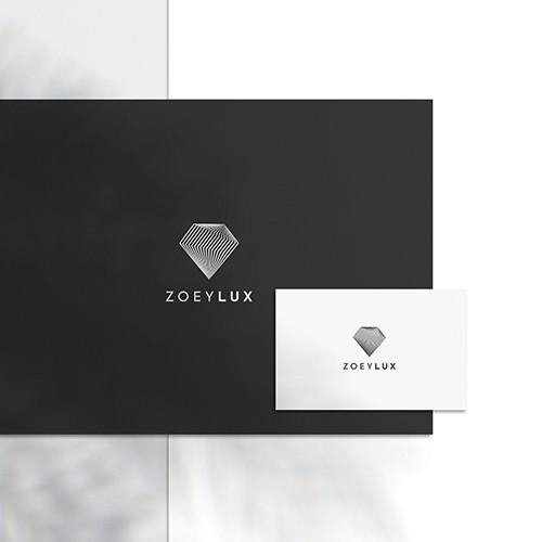 Luxury Jewelry Brand Logo