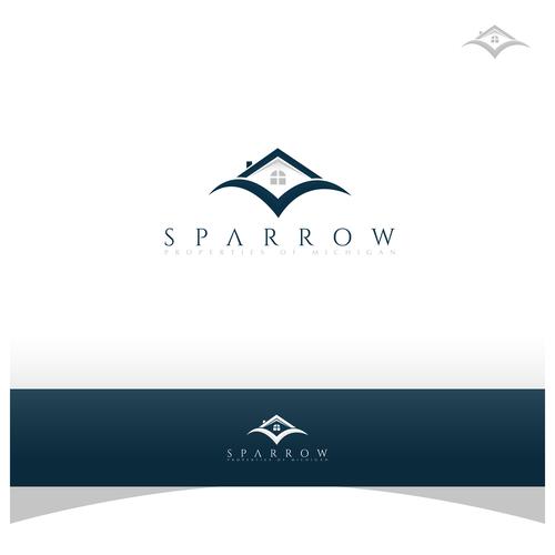 SPARROW logo designs