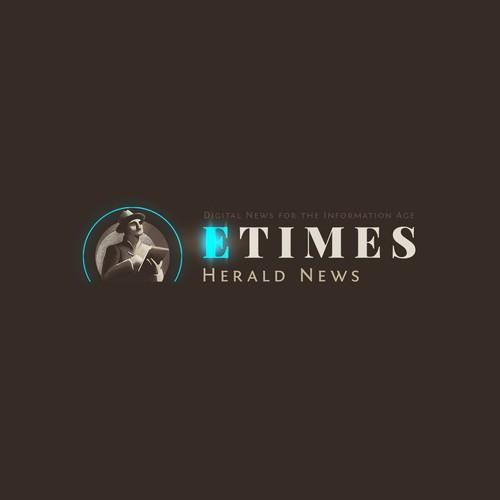 ETIMES Herald news logo