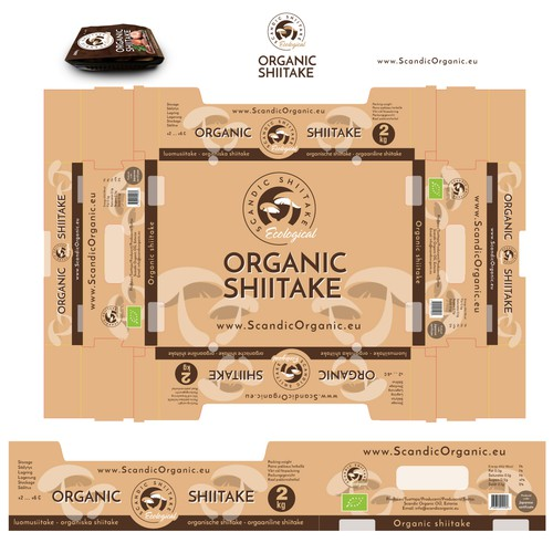 Mushroom box design