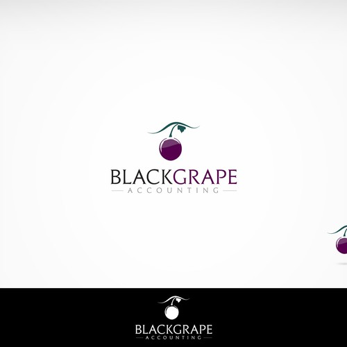 Help Black Grape Accounting with a new logo