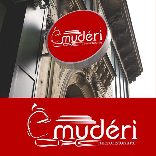Restaurant Logo é mudéri