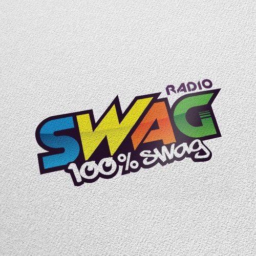 Logo design for SWAG RADIO!