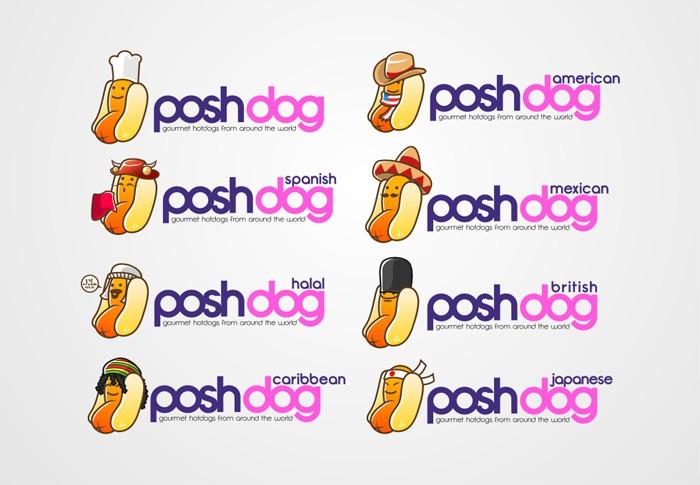 New logo wanted for POSHDOG
