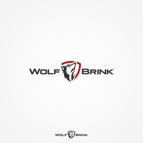 Strong logo for Wolf Brink