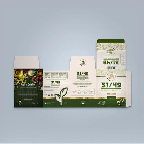 Farm to Market branding