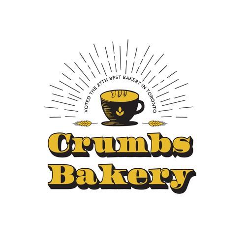 Logo for a cafe / Bakery