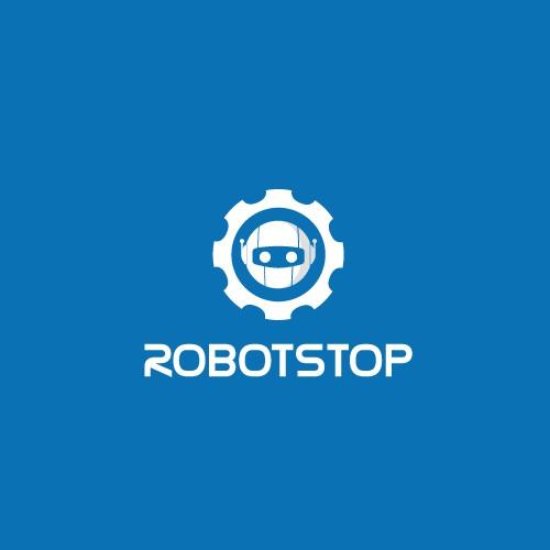 RobotStop Logo