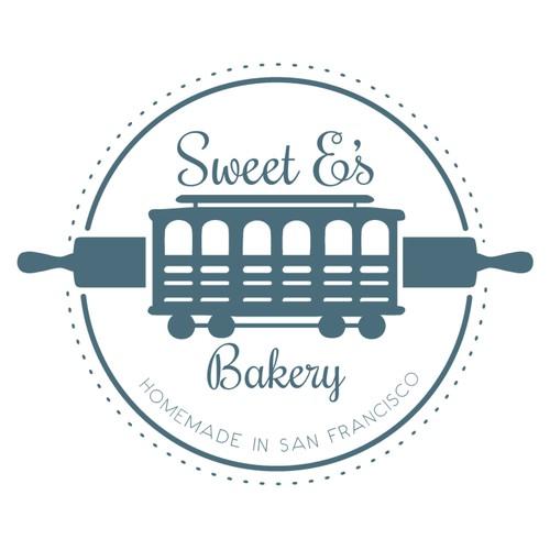Winning Logo for a Bakery in San Francisco, California