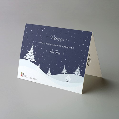 Holiday Card from Law Firm