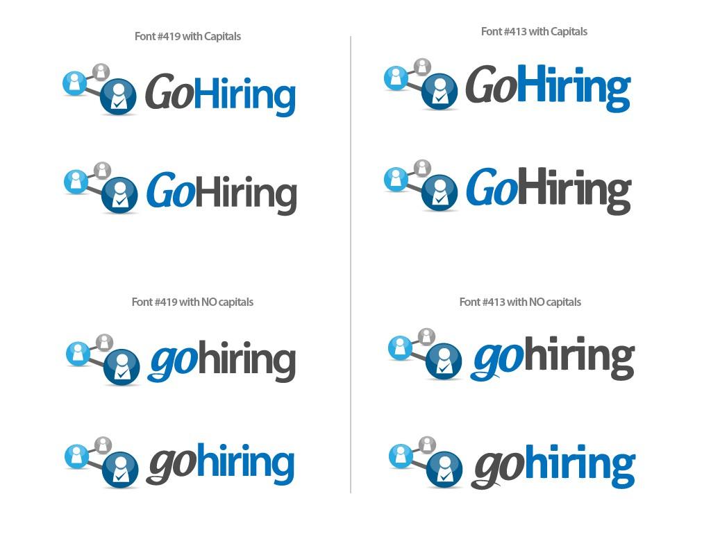 Logo and Key Visual for gohiring.com