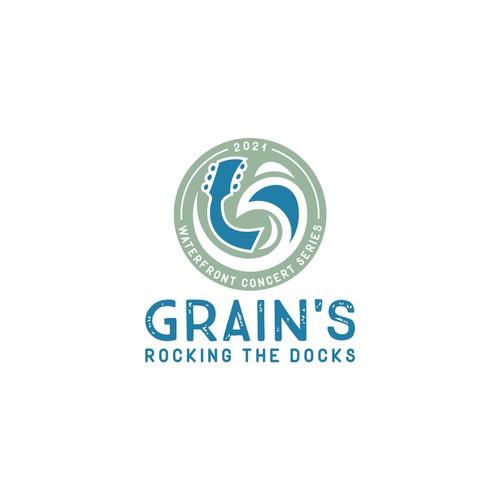 Grains Rocking the docks
