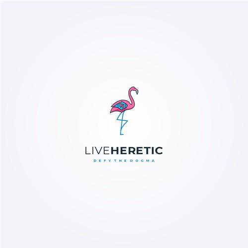 Live Heretic - Flamingo Lightning