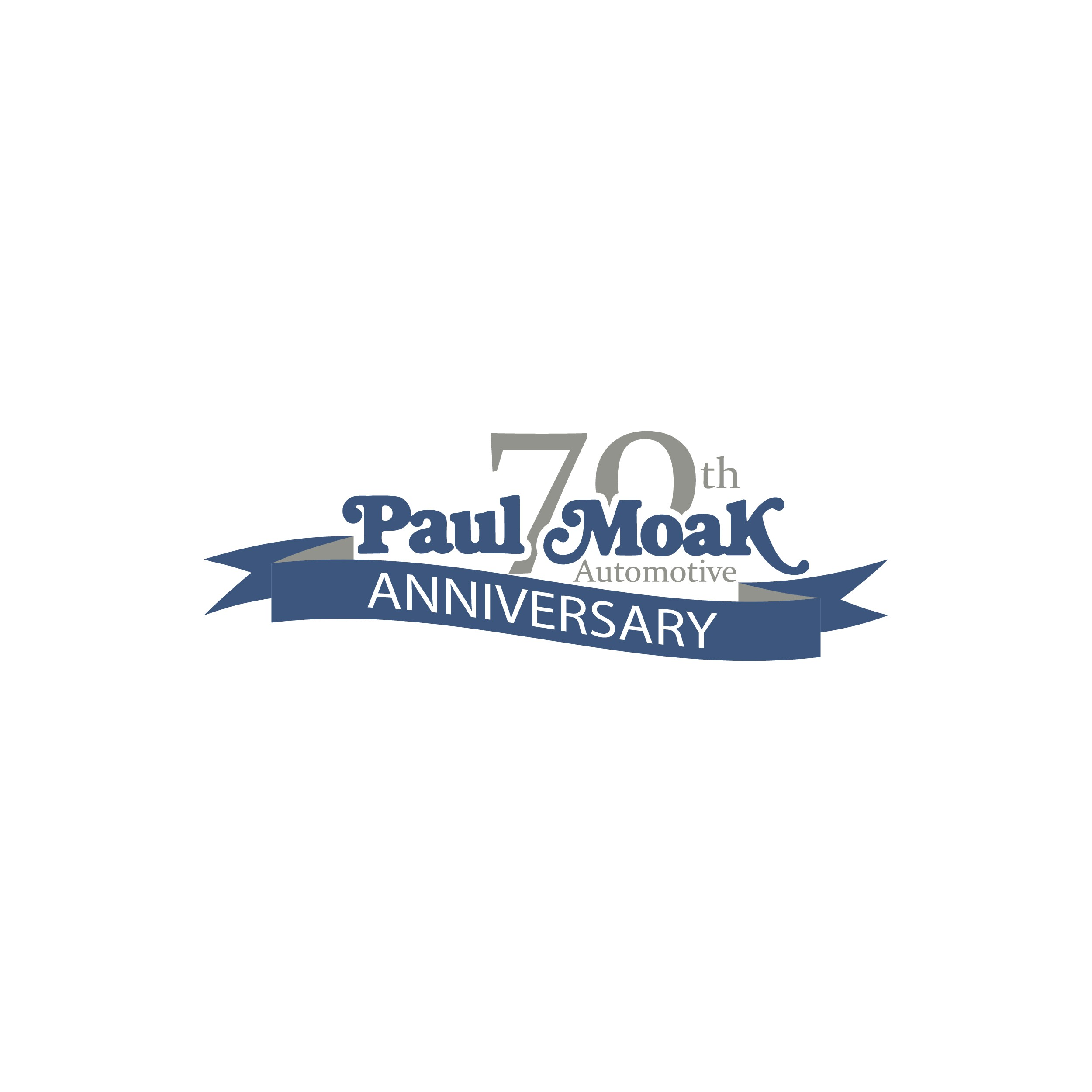 We're Celebrating 70 Years of Business and Need a Cool Logo!