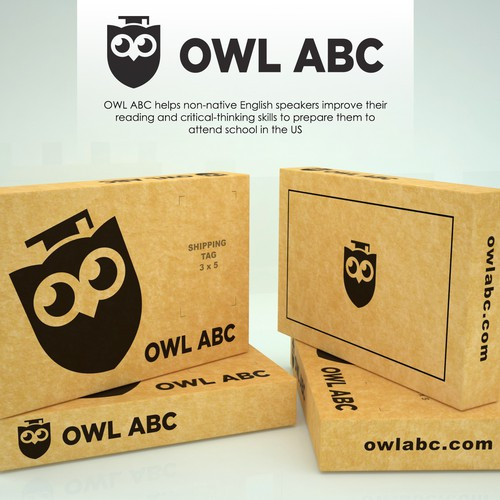 Packaging Design for OWL ABC
