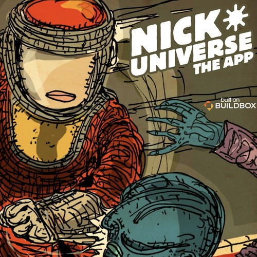 Nick Universe the app