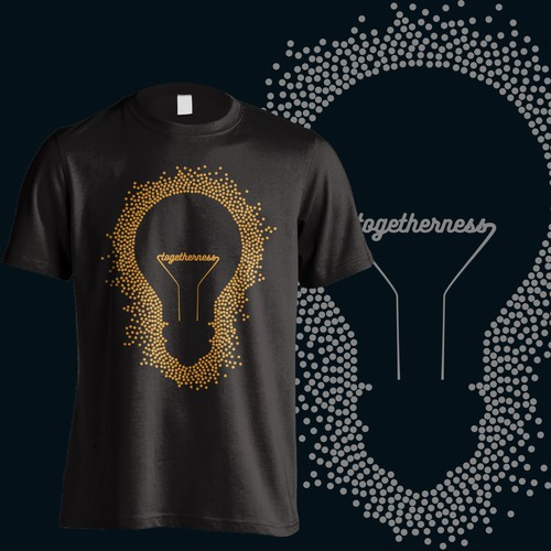 """crowd agency T shirt """"Togetherness"""""""