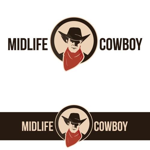 Logo for Midlife Cowboy