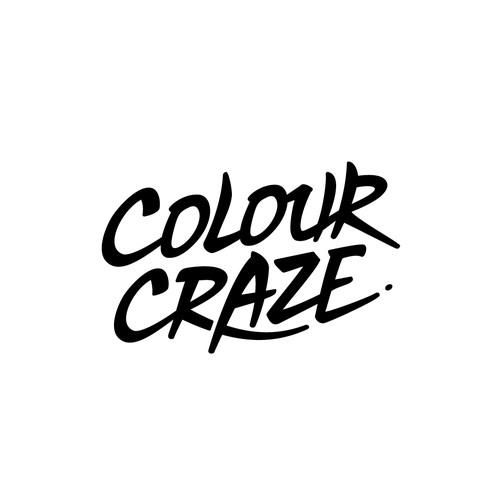 Colour Craze Logo Concept