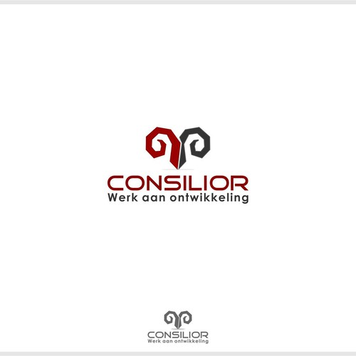An original & attractive logo for a coaching couple!