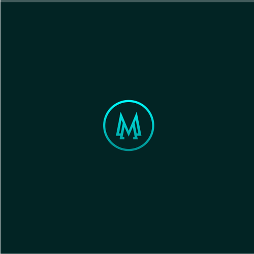 Monogram logo concept for Michelle Skeldon
