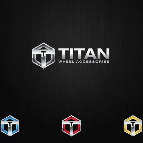 Help Titan Wheel Accessories with a new Logo Design