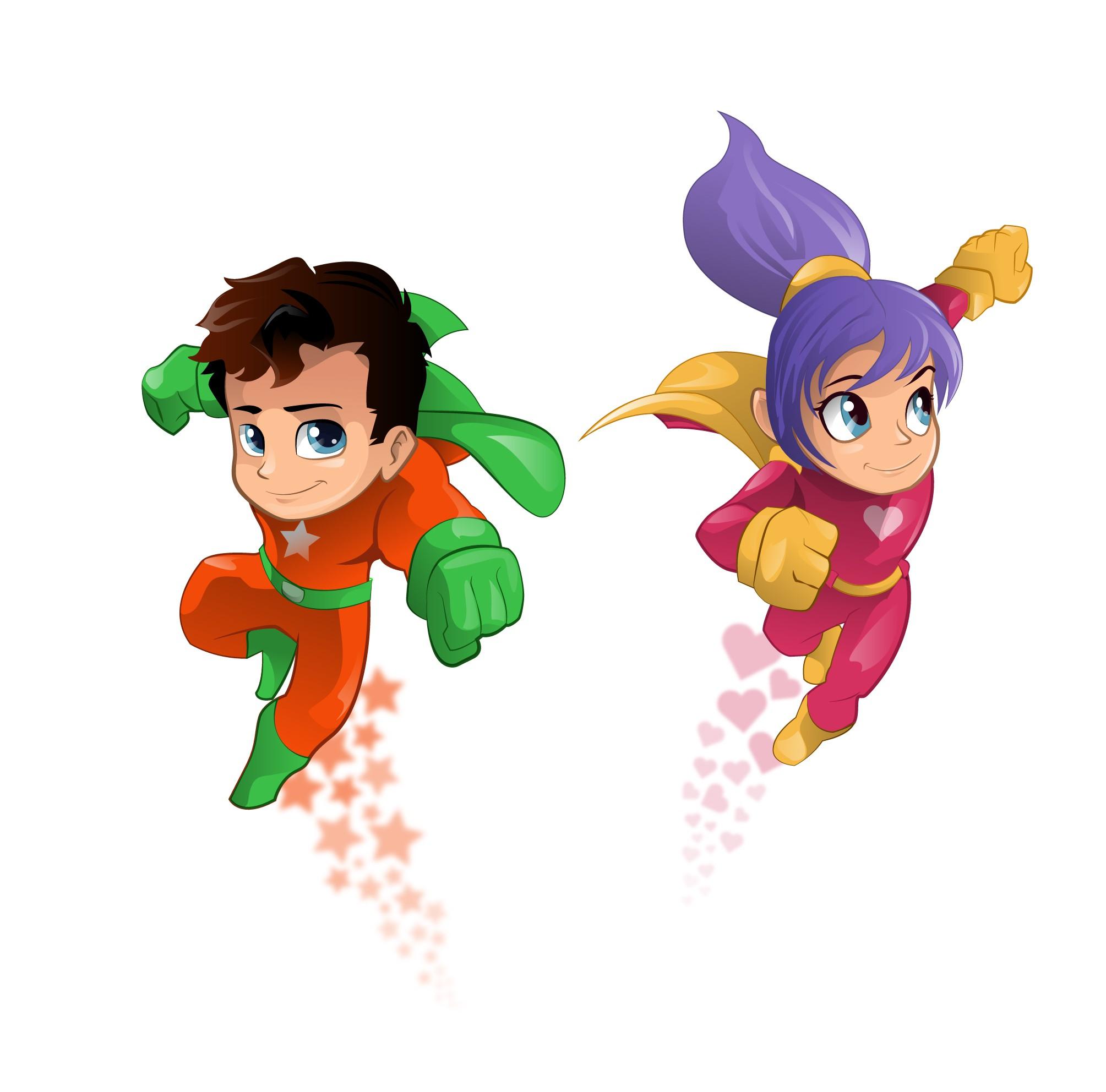 Cutest Superheroes