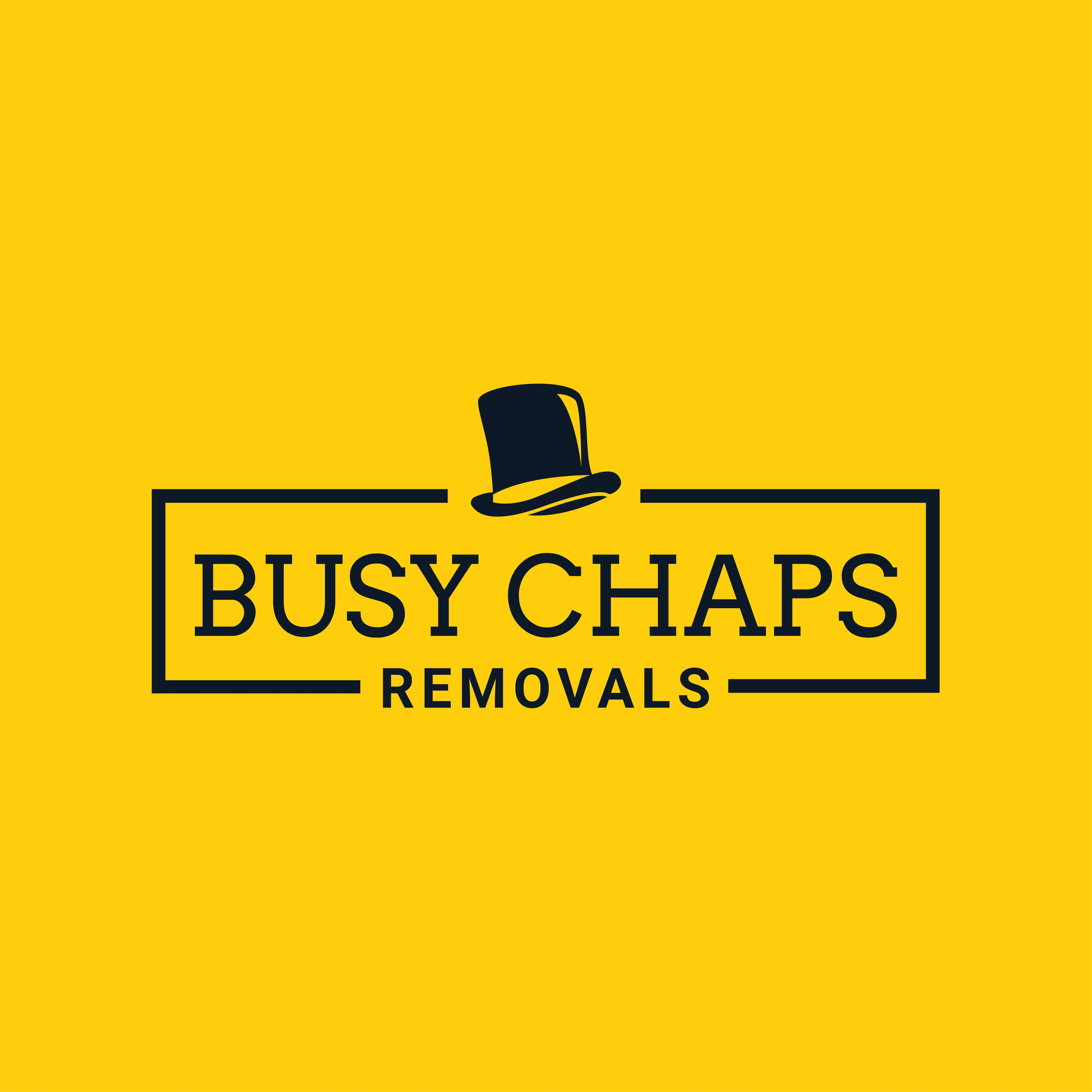 Busy Chaps Removals going pro logo design contest I'm looking for a more corporate logo and concept I'm moving away from