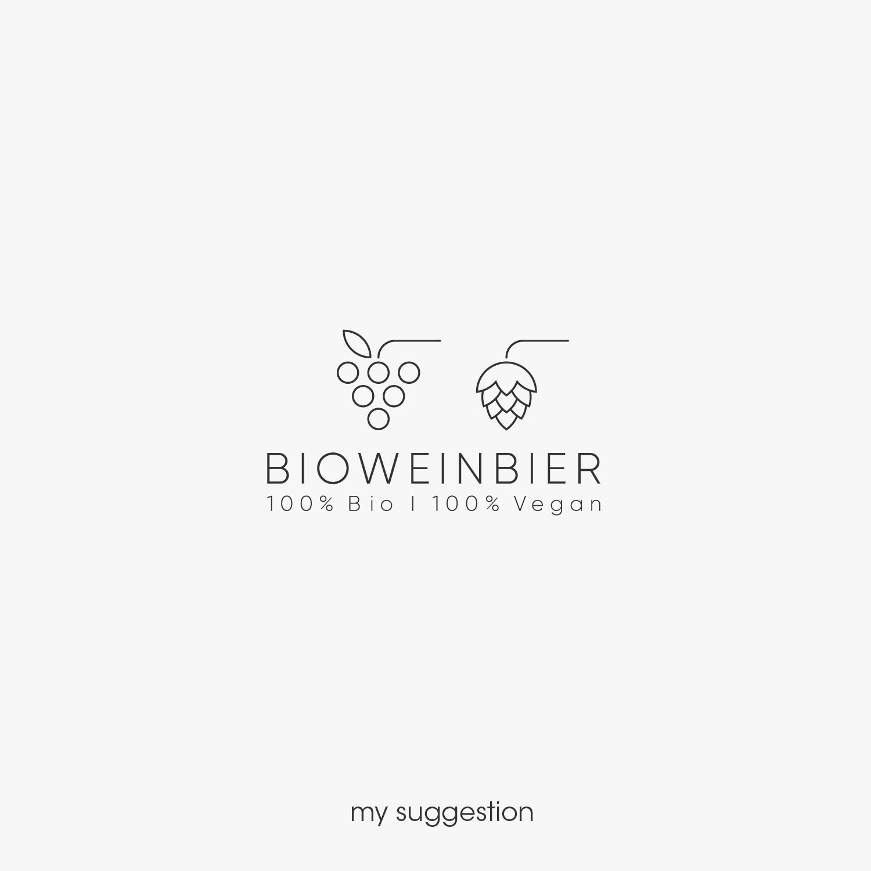 Logo for the onlineshop BIOWEINBIER