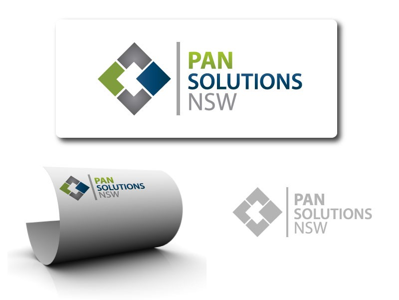 Help PAN SOLUTIONS NSW with a new logo