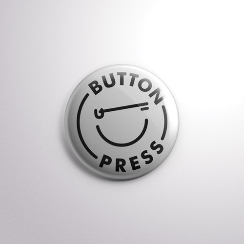 We make custom buttons and badges.