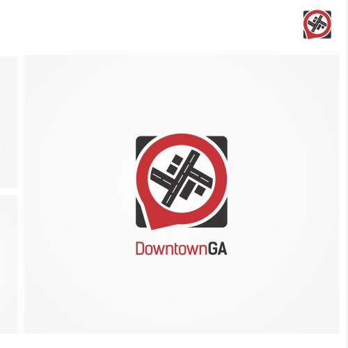 Create an amazing logo for a small business directory in Georgia (USState)