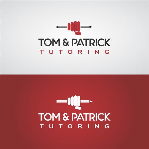 logo for Tom & Patrick Tutoring