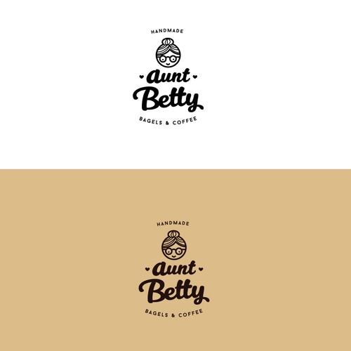 Diseño de logotipo para cafeteria