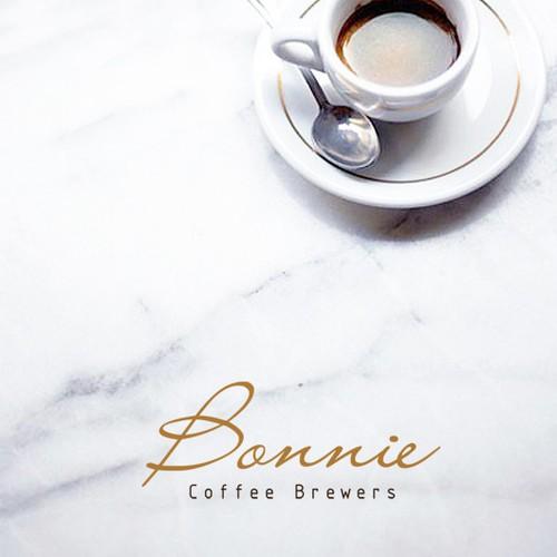 Create a logo for a new designer coffee brand
