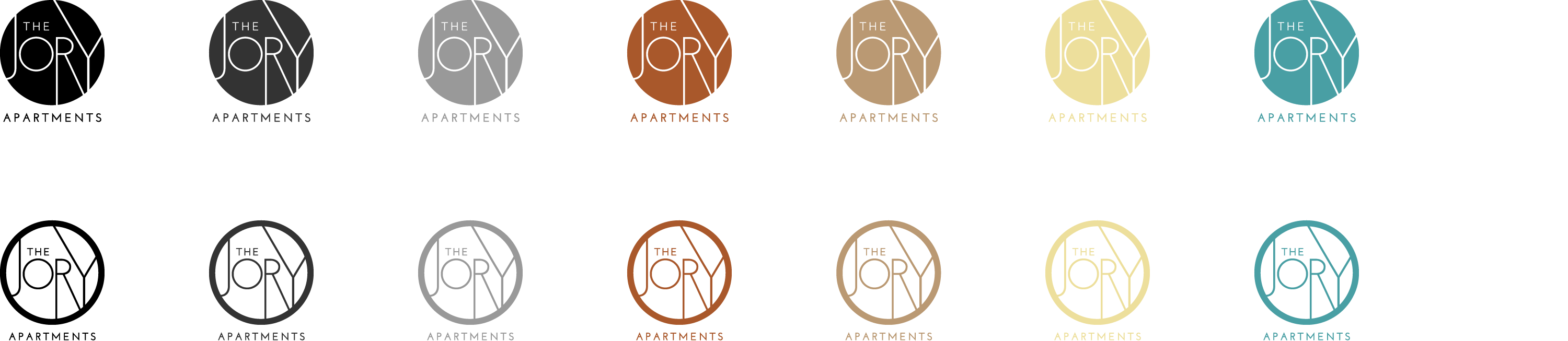 Need logo for new apartment community with classic, but modern taste