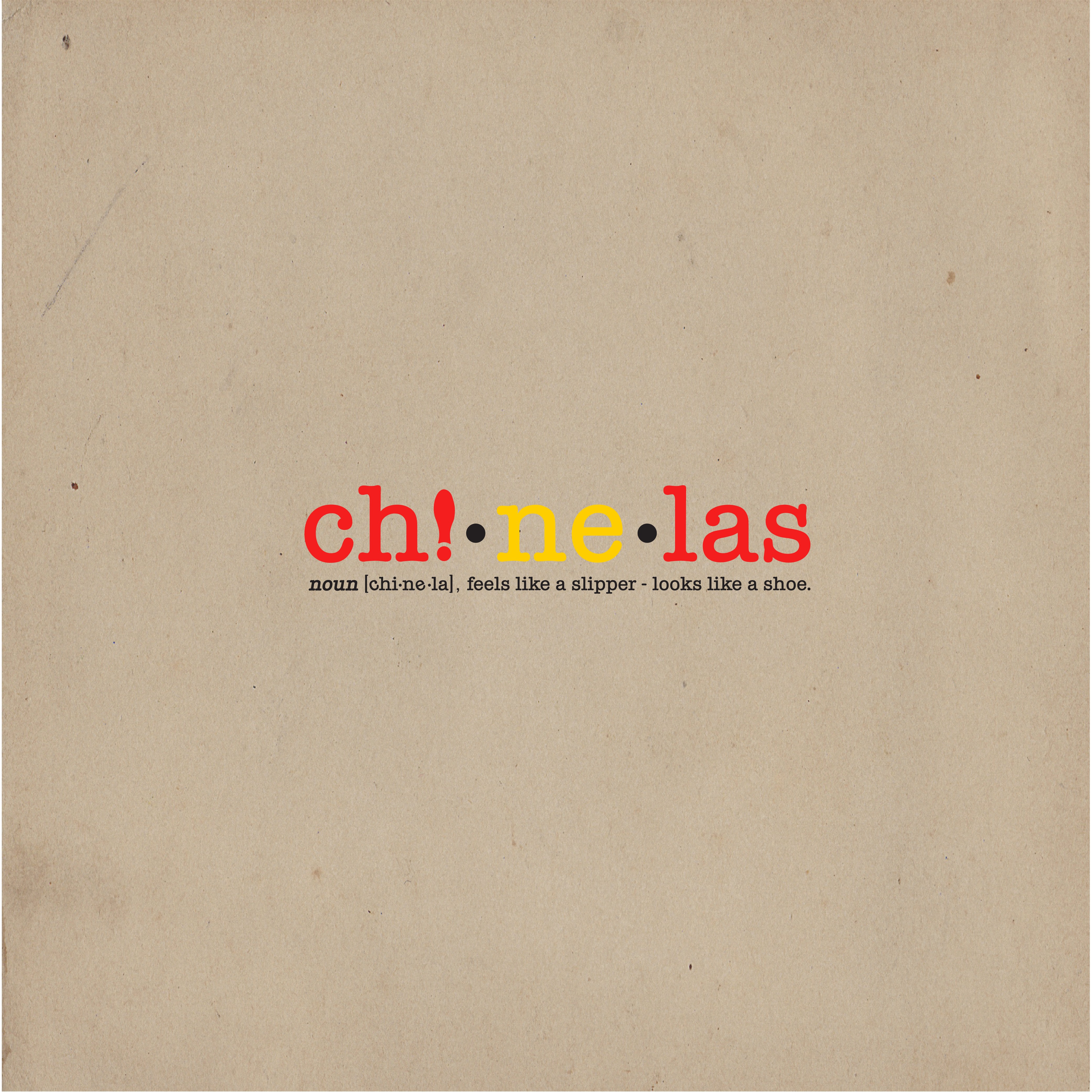 Ch!nelas - help create a logo for a shoe line