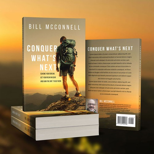 Conquer What's Next Book Cover